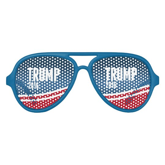 Donald Trump for President 2016 Party Shades