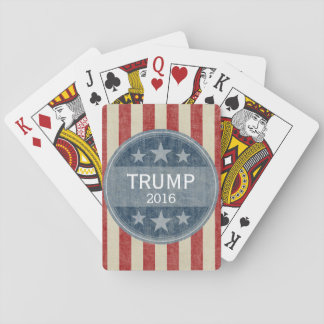 Donald Trump  for President 2016 Playing Cards