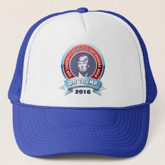 Donald Trump For President 2016 Trucker Hat