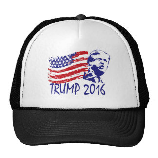 Donald Trump for President 2016 - vote republican Trucker Hat