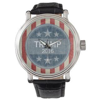 Donald Trump  for President 2016 Wristwatch