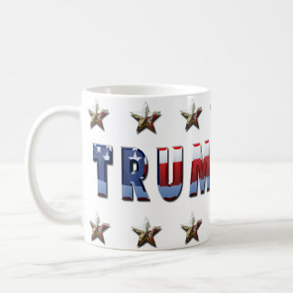 Donald Trump for President in 2016 Coffee Mug