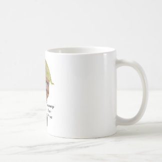 Donald Trump funny humorous product Trump for Prez Coffee Mug