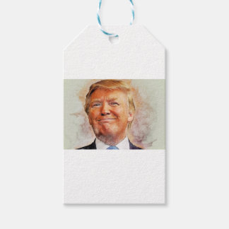 Donald Trump Gift Tags