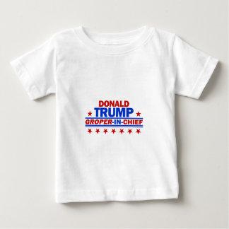 Donald Trump Groper In Chiefq Baby T-Shirt