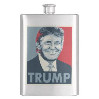 Donald Trump Hip Flask