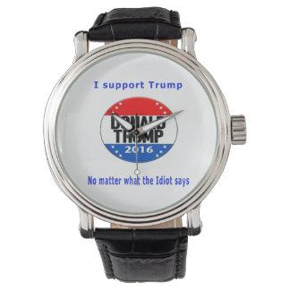 Donald trump humor wristwatches