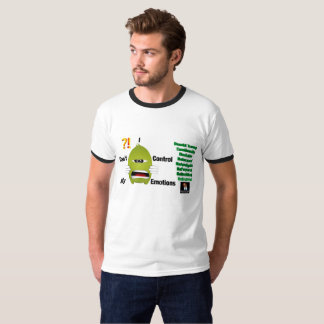Donald Trump - I Can't Control My Emotions T-Shirt