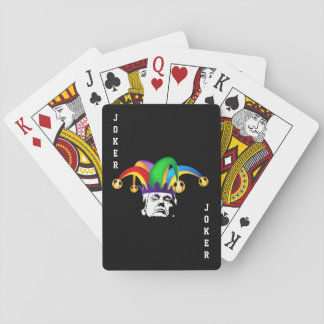 Donald Trump Joker Playing Cards
