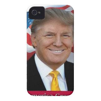 Donald Trump Make America Great Again iPhone 4 Case