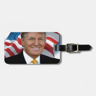 Donald Trump Make America Great Again Luggage Tag