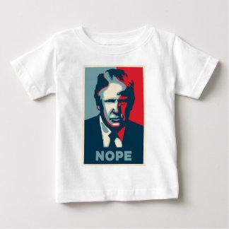 donald trump nope baby T-Shirt