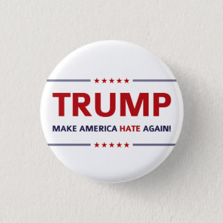 Donald Trump Parody 1 Inch Round Button