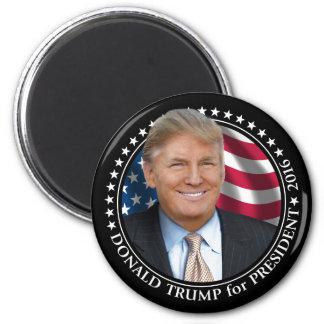 Donald Trump Photo - President 2016 Magnet