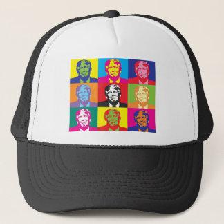 Donald Trump Pop Art Trucker Hat
