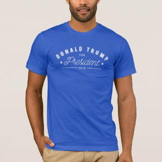 Donald Trump pour le blanc du président   T-shirt