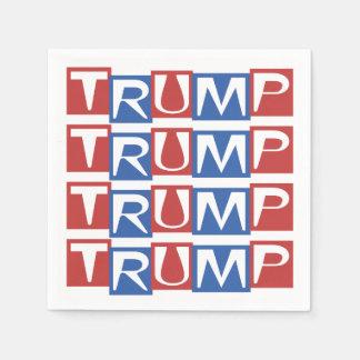 Donald TRUMP President 2016 Election Party Napkins