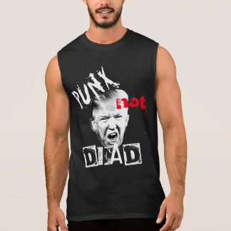 DONALD TRUMP - PUNX not DEAD! Sleeveless Shirt