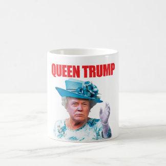 Donald Trump Queen Trump Mug