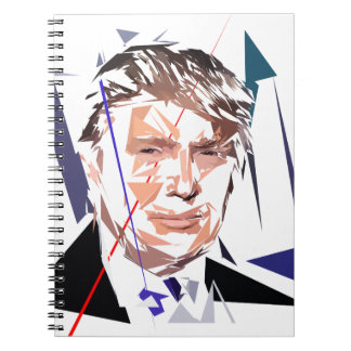 Donald Trump Spiral Notebook