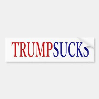 Donald Trump Sucks # president Bumper Sticker