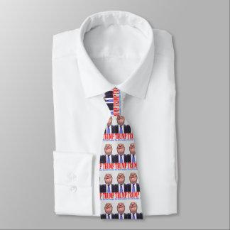 Donald Trump, the 45th president Tie