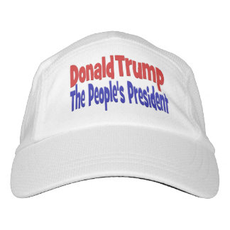 Donald Trump The People's President PerformanceHat Hat