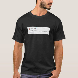 Donald Trump Twitter 31 May 2017 T-Shirt
