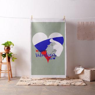 donald trump valentine fabric