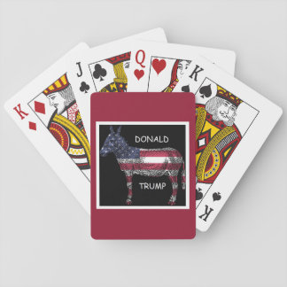 Donald Trump - What a Donkey Poker Deck