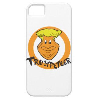 Donald Trumpeteer Caricature iPhone 5 Case