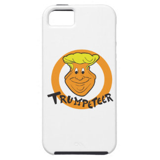 Donald Trumpeteer Caricature iPhone 5 Cover