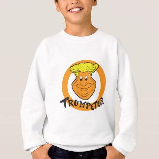 Donald Trumpeteer Caricature Sweatshirt