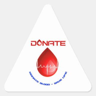 Donate Stickers