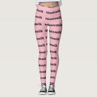 #donatemilk leggings