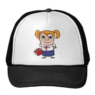 Donc School Girl Trucker Hat