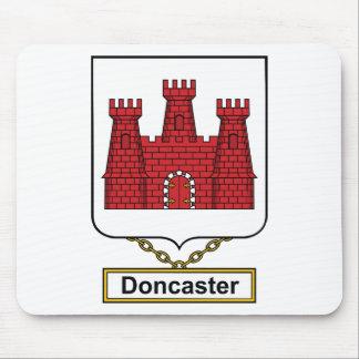Doncaster Family Crest Mouse Pad