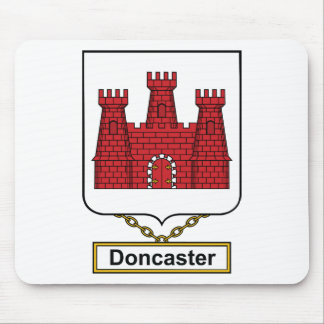 Doncaster Family Crest Mouse Pad