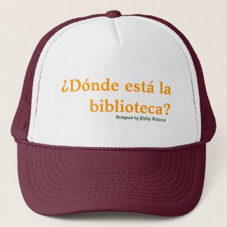 Donde Esta La Biblioteca Humor Cap