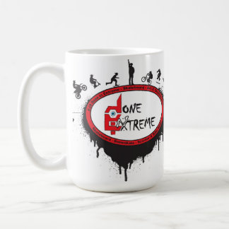 Done In Extreme Mug: Logo Coffee Mug