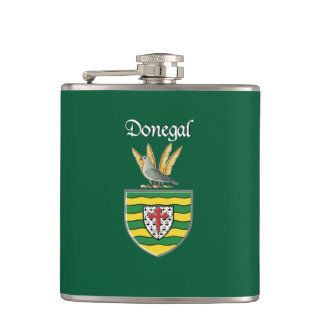 Donegal County Flask