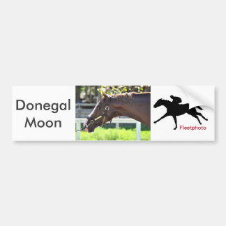 Donegal Moon Bumper Sticker