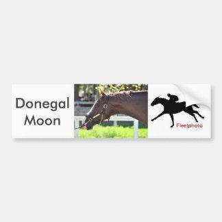 Donegal Moon Bumper Sticker