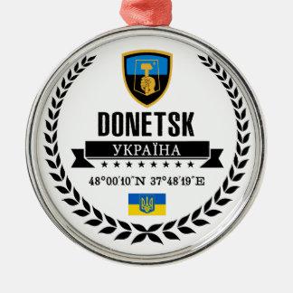 Donetsk Metal Ornament