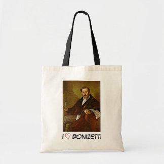 Donizetti, Gaetano Tote Bag