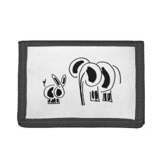 donkey and elephant wallet