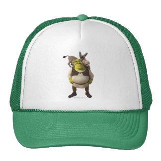 Donkey And Shrek Trucker Hat