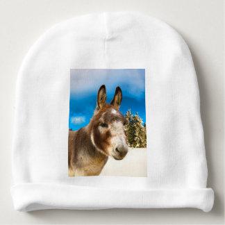 Donkey Baby Beanie