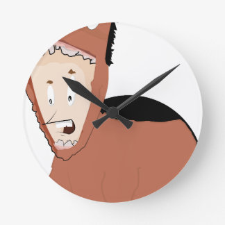 donkey boy wall clocks