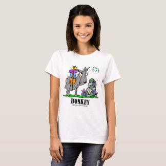 Donkey by Lorenzo Women's T-Shirt
